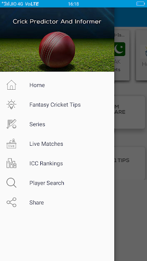 CricInformer-Tips for dream11,Myteam11,Champclash 3.1.6 screenshots 2