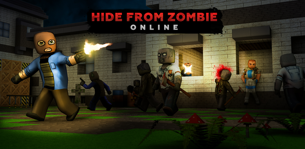 Hide From Zombies 1