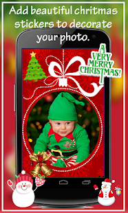 Christmas and New Year Frames - náhled