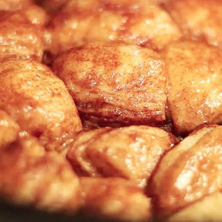 How To Make Slow Cooker Monkey Bread.