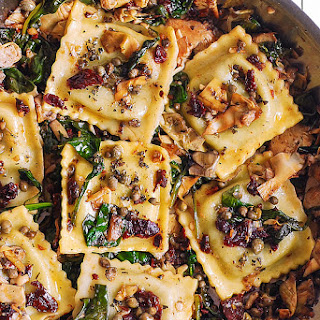 Sun Dried Tomatoes Capers And Pasta Recipes.