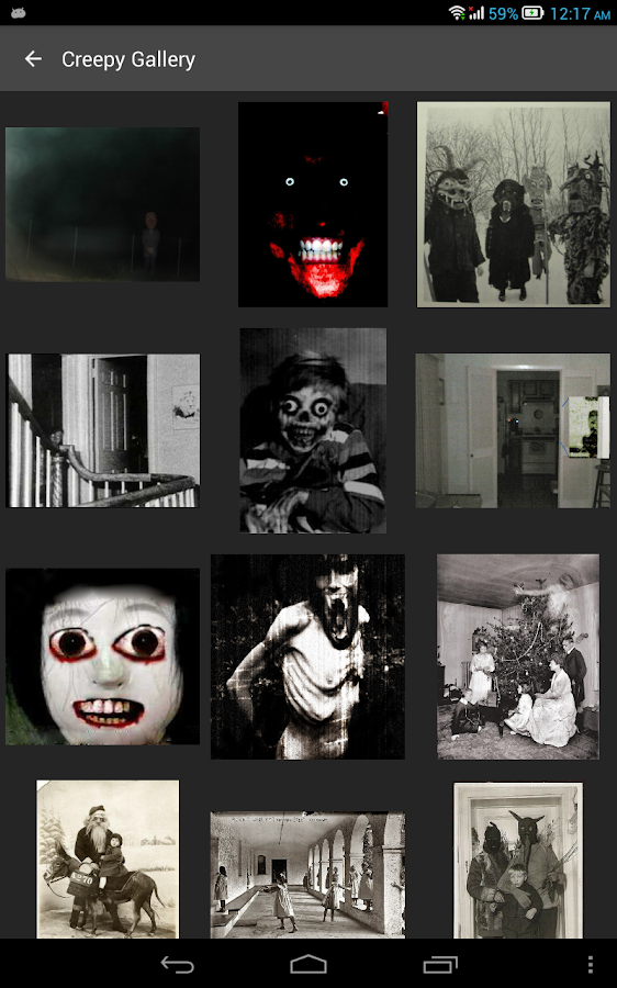 Creepypasta Stories Android Apps On Google Play