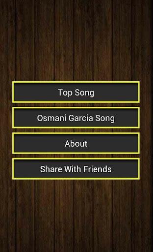 Osmani Garcia Songs