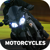 Motorcycles on the wallpapers