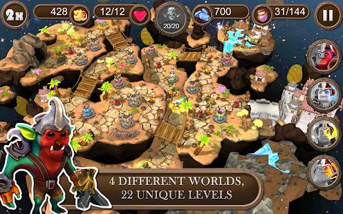 Brave Guardians Screenshot 3
