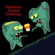 Halloween Zombie Challenge