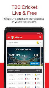 Airtel TV: Movies, TV series, Live TV 1 8 0 + (AdFree) APK for Android