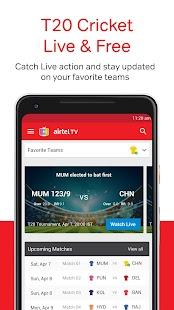 Airtel TV: Movies, TV series, Live TV Screenshot