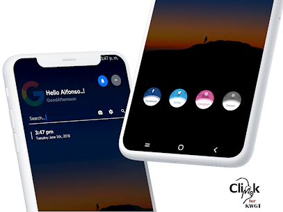 Click Widgets for KWGT v3.5 APK with Mod + Data 3