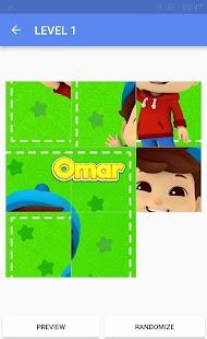 Omar & Hana - náhled