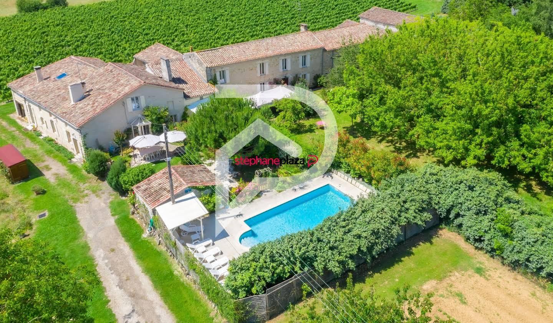 Maison avec piscine Pellegrue