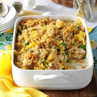 Chicken & Swiss Casserole Recipe