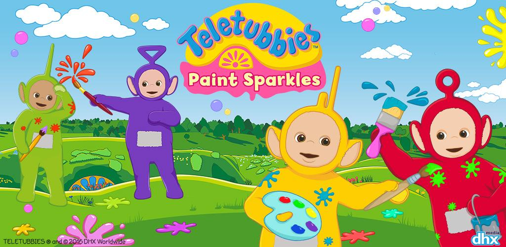 Teletubbies Paint Sparkles 106 Apk Download