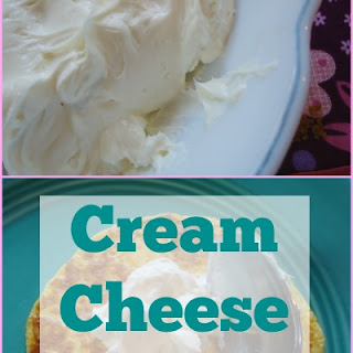 Cream Cheese Filling For Your Crepes