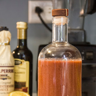 Bloody Mary Mix.