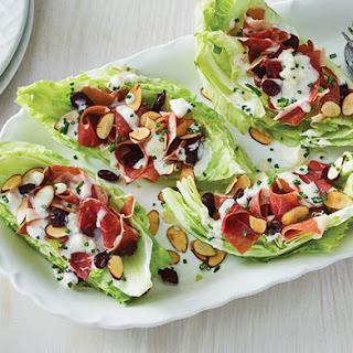 Winter Wedge Salad.