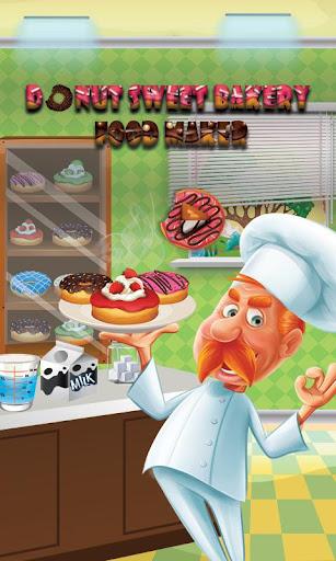 Donut Maker Shop: Dessert Food Cooking 1.0 screenshots 4