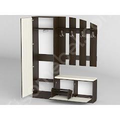 Прихожая-25 мебель разработана и произведена Фабрикой Тиса мебель