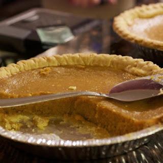 Cheesecake Factory Pumpkin Pie.