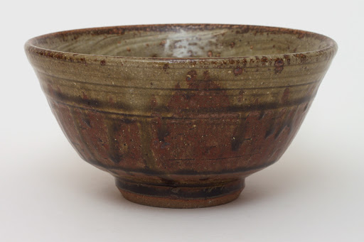Mike Dodd Ceramic Footed Bowl 015