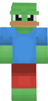 Iconic Meme in Minecraft Form