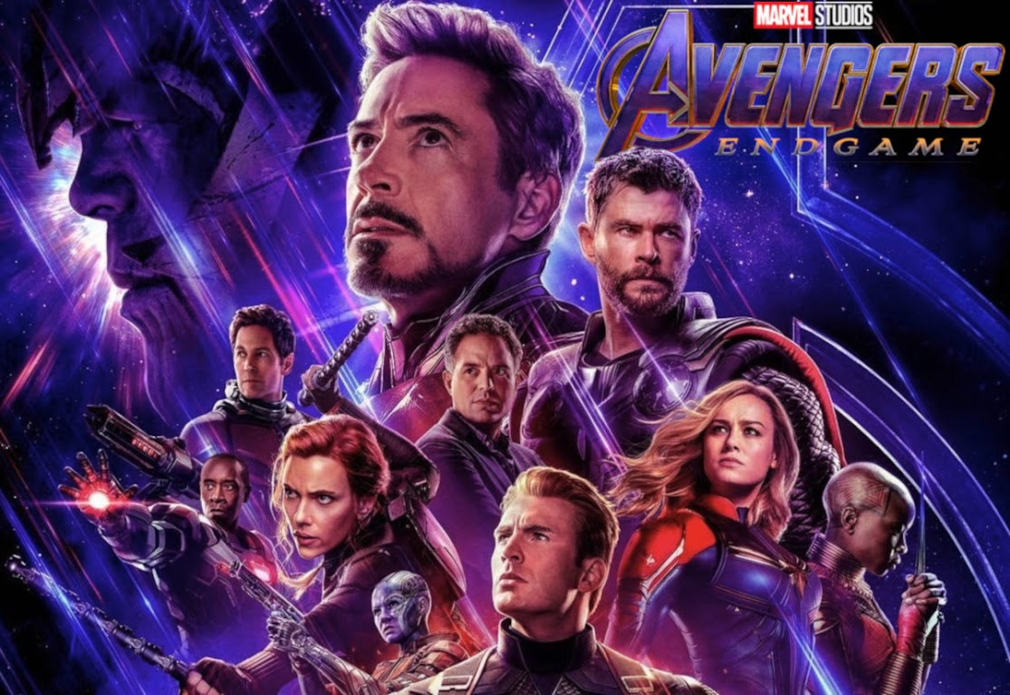 Avengers Endgame 2019 Catling On Film