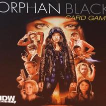 Orphan Black Card Game