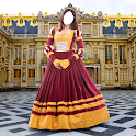 Medieval Women Dress Montage icon