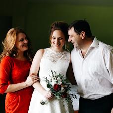 Wedding photographer Tonya Dokuchaeva (antoninadok). Photo of 11.12.2017