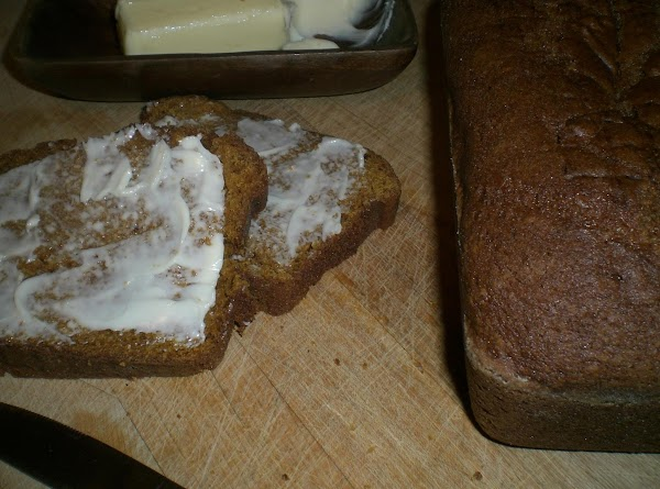 Amish Pumpkin Bread Recipe
