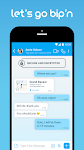 screenshot of BiP Messenger