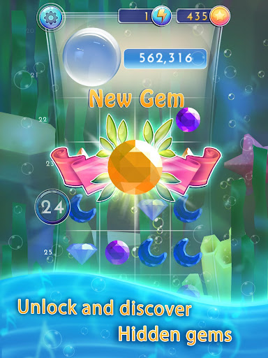 Gem Diver - screenshot