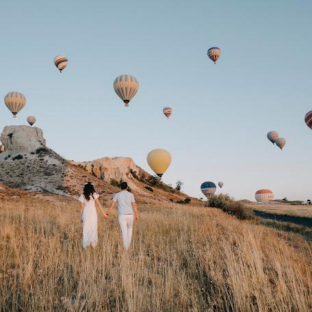 Wedding photographer Burak Yildirim (byburak). Photo of 09.10.2017