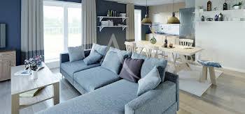 Appartement 3 pièces 61,52 m2