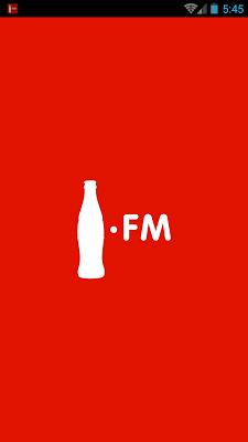 Coca-Cola.FMEcuador - screenshot