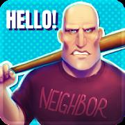 Calm Down Angry Neighbor MOD APK 2.3 (Mega Mod)