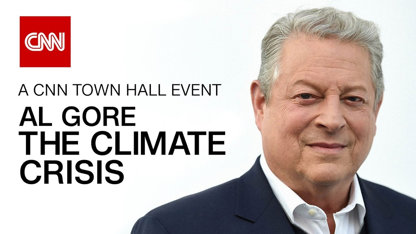 Watch CNN Town Hall: The Climate Crisis: Al Gore live