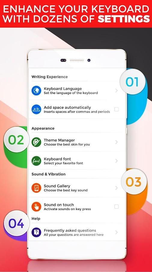 keyboard plus emoji android apps on google play. Black Bedroom Furniture Sets. Home Design Ideas