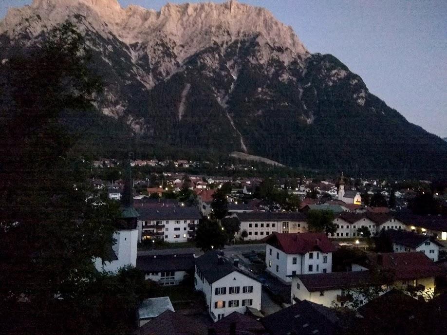 Заметки о вояже в альпийские края Германии,Австрии,Италии.2019