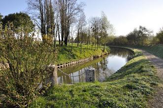 Photo: Congis (le canal de Thérouanne)