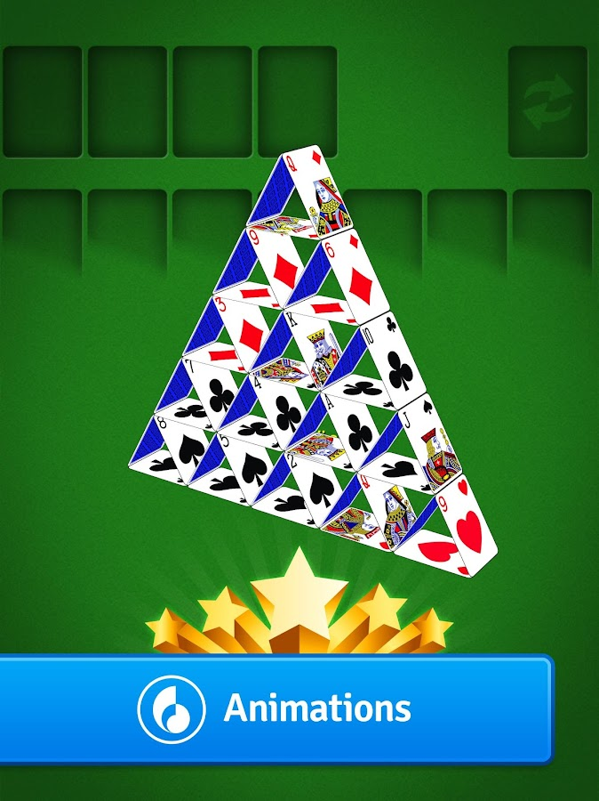 how to play solitaire app
