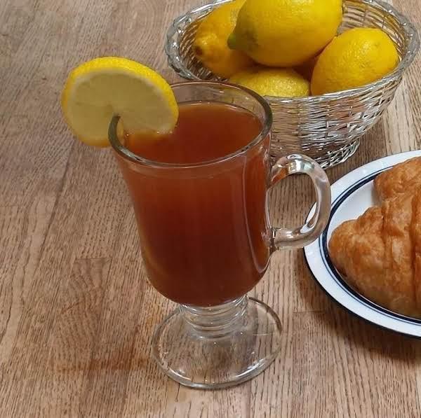 Apple Spiced Tea image