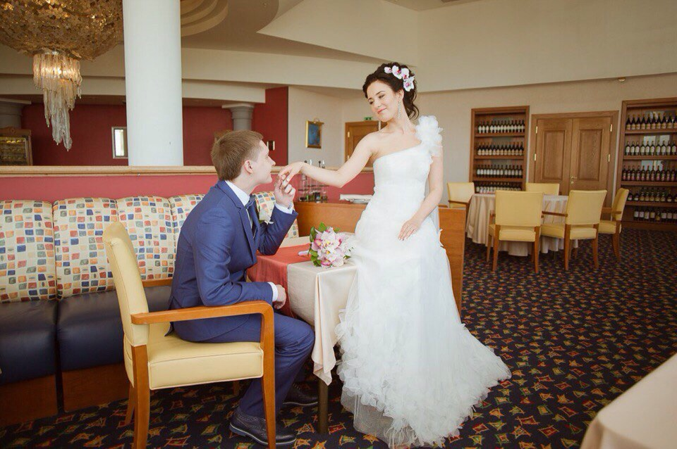 White, wedding boutique в Самаре