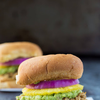 Slow Cooker Coca Cola Chicken Sandwiches.