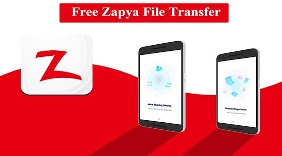New Zapya File Transfer 2018 Guide - náhled