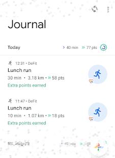 DeFit - Debugger of Fitness Apps