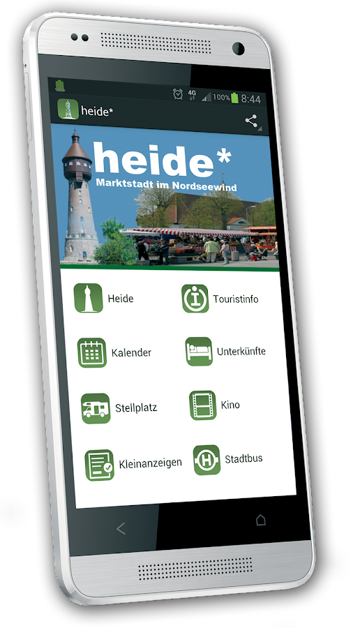 Heide – Screenshot