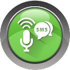 Write SMS by Voice : Voice Text Messages icon