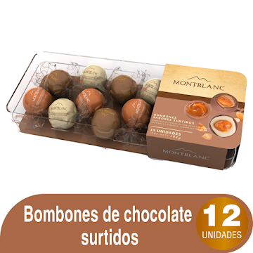 //Chocolate MONTBLANC