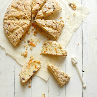 Fruit and Oat Scones